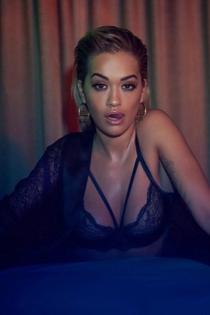 La sensualidad de Rita Ora, siempre sexy