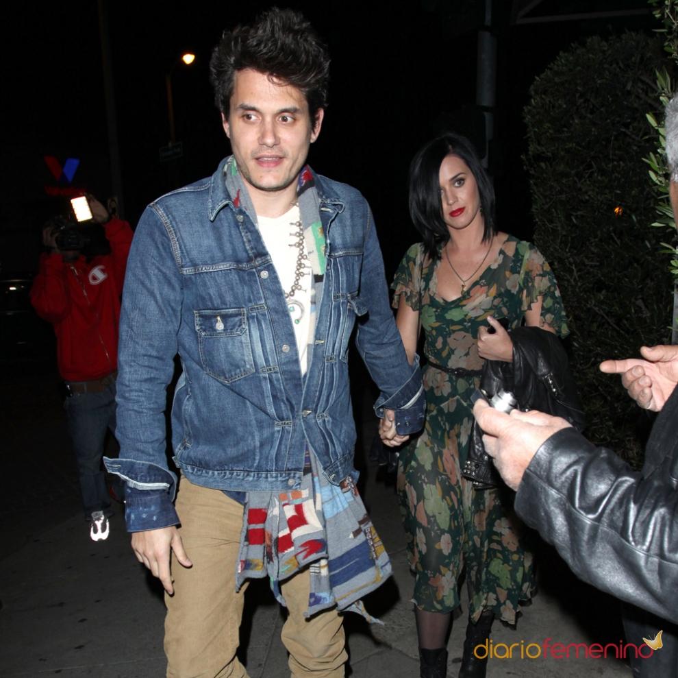 Novias famosas de John Mayer: Katy Perry