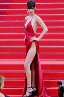 Curiosidades de Bella Hadid: su sueño, un vestido rojo