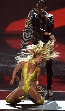 Famosos amenazados de muerte: Britney Spears