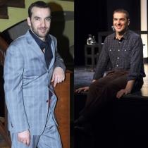 El Internado: el antes y después de Luis Merlo