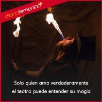 Frases sobre el teatro: un amor incondicional