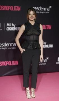 Premios Cosmopolitan: Manuela  Velasco, muy sexy