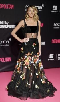 Premios Cosmopolitan: Ana Simón, muy guapa