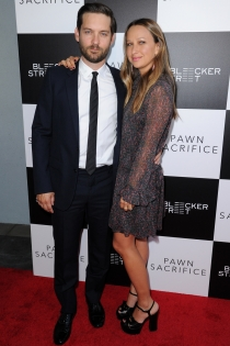 Divorcios famosos: Tobey Maguire y Jennifer Meyer