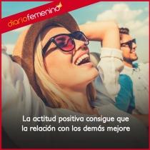 La sonrisa y el buen humor, culpables de una actitud positiva