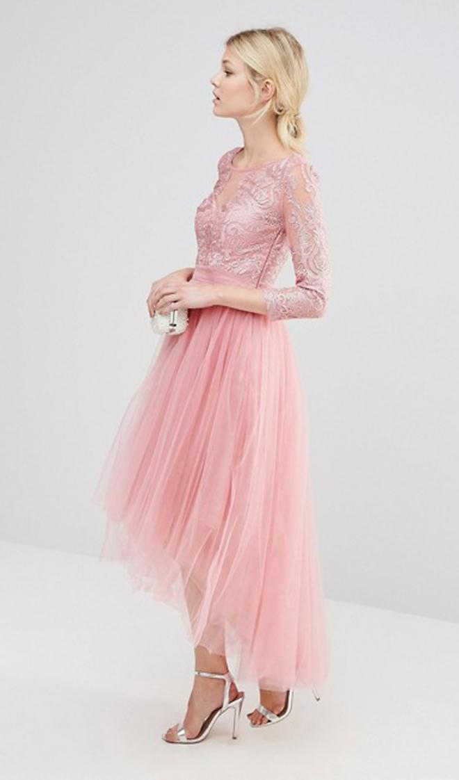Vestido de tul para boda