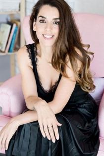 Ruth Lorenzo, sexy con slip dress