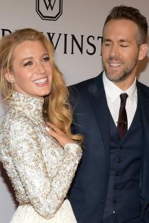 Blake Lively y Ryan Reynolds, puro amor