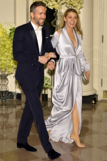 Blake Lively y Ryan Reynolds, pareja de guapos