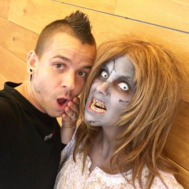 David Muñoz y Cristina Pedroche, una pareja de miedo