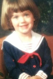 Famosas de pequeñas: Katy Perry, muy linda e inocente
