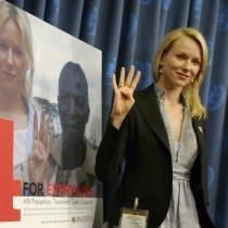 Famosos embajadores de buena voluntad: Naomi Watts