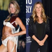 Victoria's Secret: el cambio de Gisele Bündchen