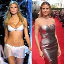 Victoria's Secret: así ha cambiado Heidi Klum con los años