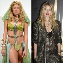 Victoria's Secret: el antes y el después de Doutzen Kroes
