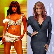 Victoria's Secret: Tyra Banks, otro ángel mítico