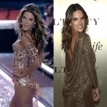 Victoria's Secret: el antes y el después de Alessandra Ambrosio