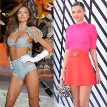 Victoria's Secret: así ha cambiado Miranda Kerr
