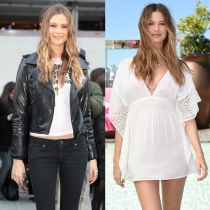 Victoria's Secret: el antes y el después de Behati Prinsloo