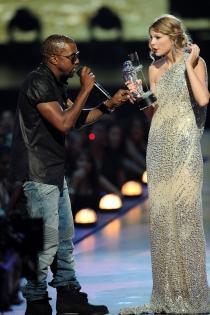 Kanye West ha definido la carrera de Taylor Swift para su desgracia