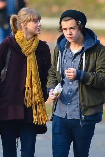 Harry Styles también ha marcado la vida y la carrera de Taylor Swift