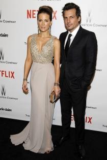 Divorcios famosos: Kate Beckinsale y Len Wiseman