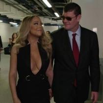 Famosos que rompieron por sorpresa: Mariah Carey y James Parker