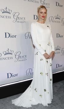 Charlène de Mónaco, elegante y sofisticada