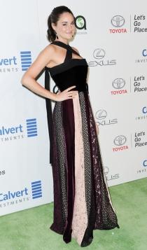 Shailene Woodley, radiante y bella