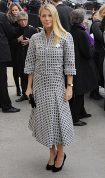 Famosas que sufrieron depresión postparto: Gwyneth Paltrow