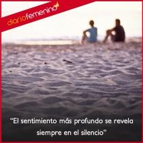 Frases sobre sentimientos: lo que se revela en silencio...