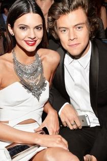 Harry Styles, el intermitente novio de Kendall Jenner