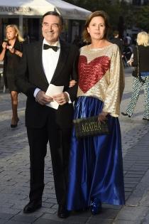 Divorcios famosos: Pedro J Ramírez y Agatha Ruiz de la Prada