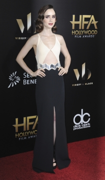 Hollywood Film Awards 2016: Lily Collins