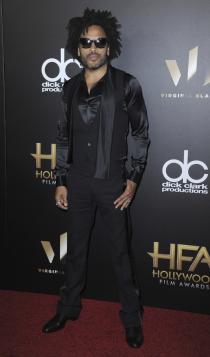 Hollywood Film Awards 2016: Lenny Kravitz