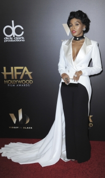 Hollywood Film Awards 2016: Janelle Monáe