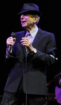 Famosos fallecidos en 2016: Leonard Cohen