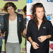 One Direction: el cambio de Harry Styles
