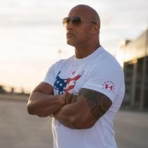 The Rock, un tipo duro y sexy