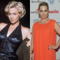Cambio actores Sensación de vivir: Jennie Garth