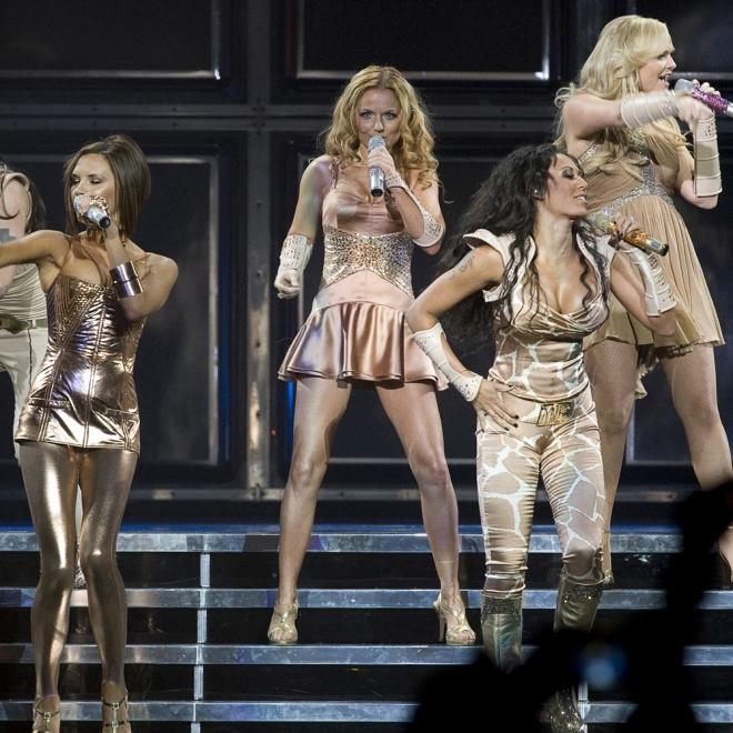 Test Spice Girls: ¿Te preocupa tu aspecto físico?