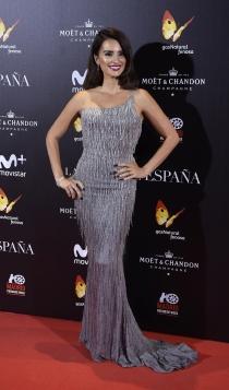 Penélope Cruz, espectacular y estupenda