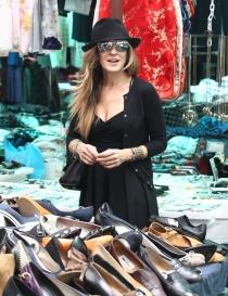 Adictas a las compras: Sarah Jessica Parker