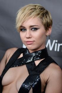 Cortes de pelo corto de famosas: Miley Cyrus