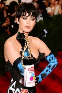 Cortes de pelo corto de famosas: Katy Perry