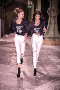 Horóscopo en Victoria's Secret: los signos del zodiaco de Bella y Gigi Hadid