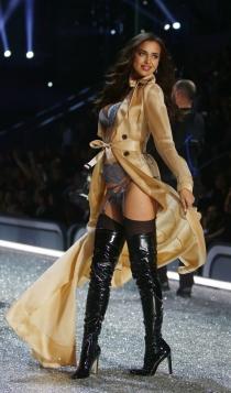 Desfile de Victoria's Secret 2016: Irina Shayk