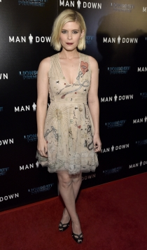 Kate Mara, original y diferente