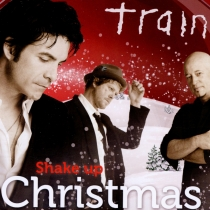 Canciones navideñas imprescindibles: Shake Up Christmas de Train